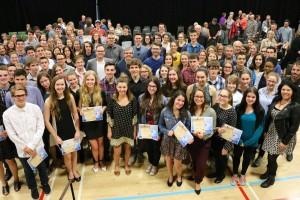 Mérites en histoire 2016_de fiers élèves